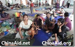 Burmese refugees taken in by House CHurch